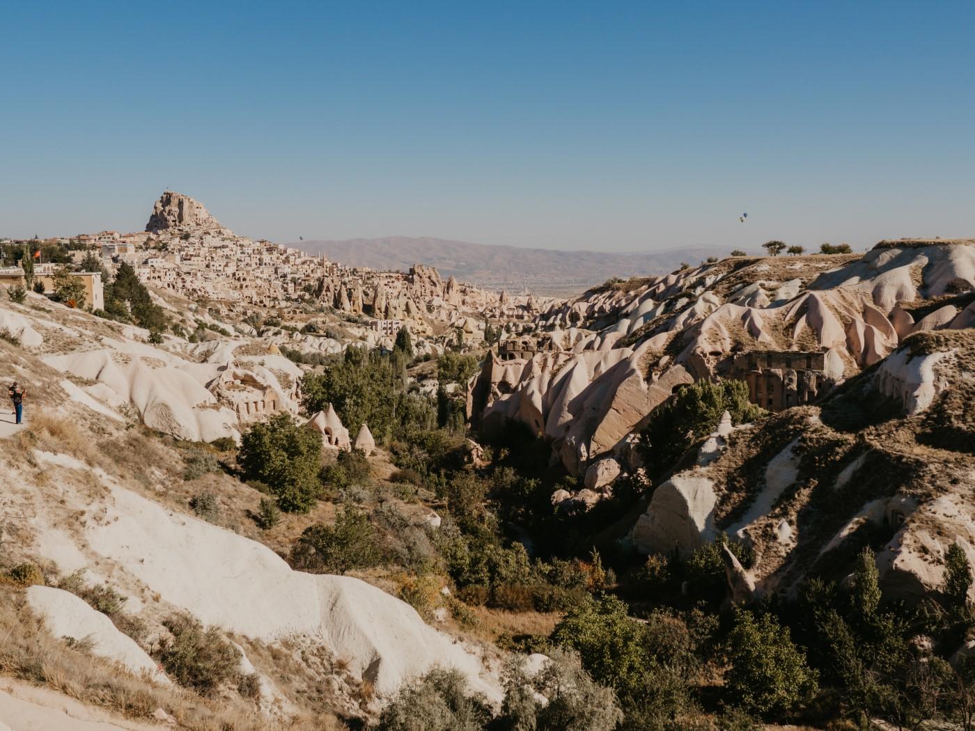 Kapadokija Turčija