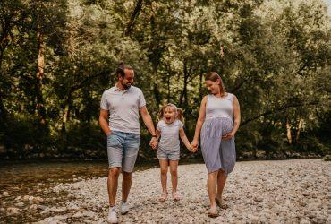 Fotografiranje družine – nepozabni spomini! ❤️